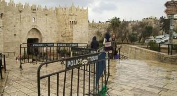 حواجز القدس